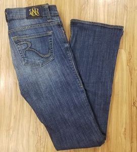 Rock & Republic Dark Wash Jeans Size 4